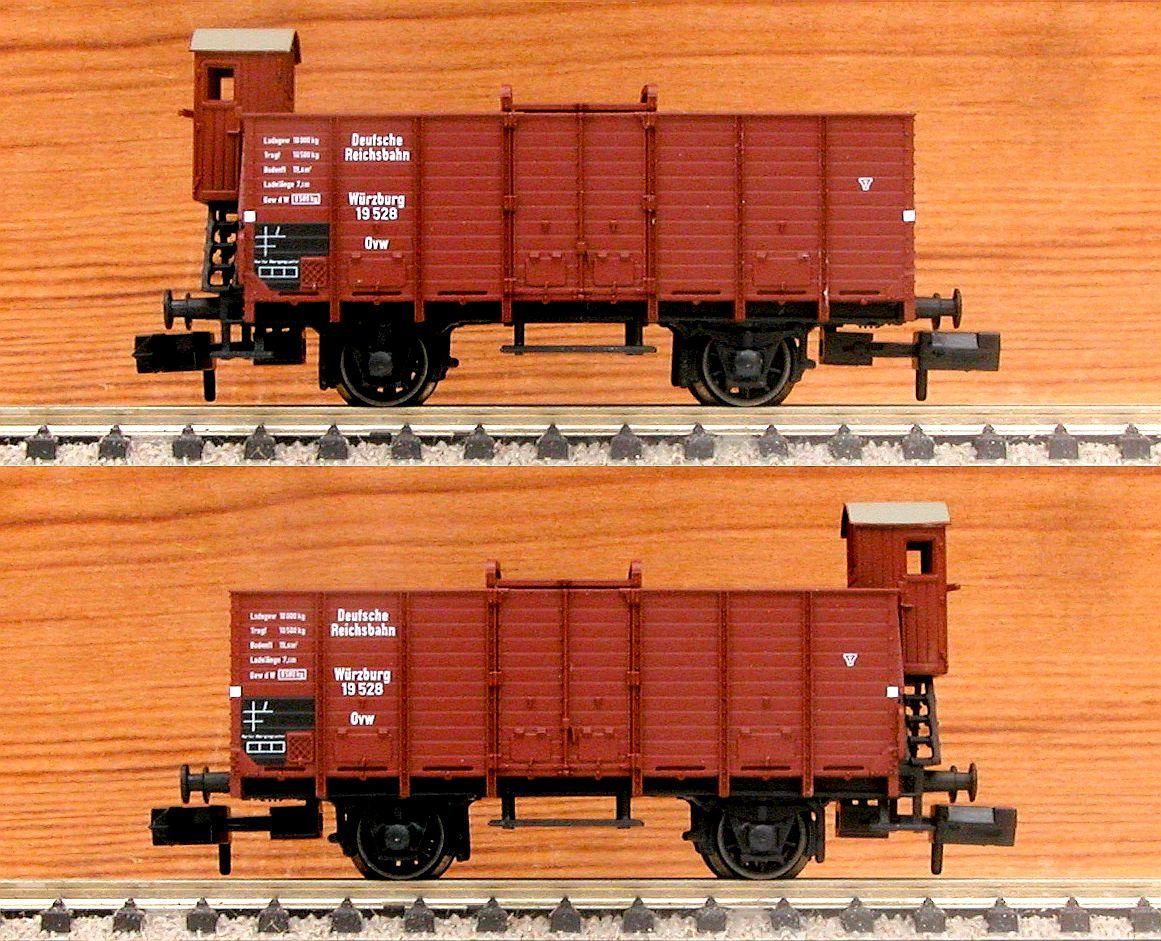 Gw,N,Ep2 - Models German Freight - Epoch II